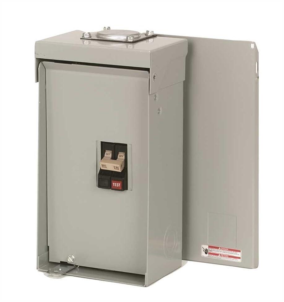 何でもリース理由Eaton CH50SPA CH Series Single-Phase 50A Spa Panel, 3.75