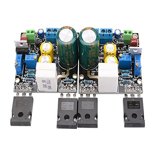 SBSNH 1 par de Placa amplificadora FET Hood1969 Irf250 Placa amplificadora de Tubo Clase a Amp Amplificador de Potencia UHC-Mos Dc18-60v