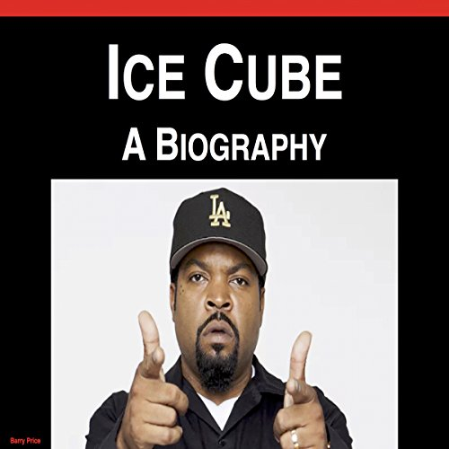 Ice Cube audiobook cover art