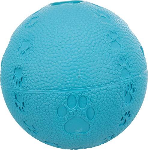 Trixie 34863 Spielball, Naturgummi, ø 9 cm