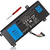 LXHY G05YJ 11.1V 69Wh 6400mAh Laptop Battery Compatible with Dell Alienware 14 A14 M14X R3 M14X R4 M14X R1 14D-1528 Series 14D-1528 ALW14D-1528 ALW14D-5528 6 Cells Replacement 8X70T Y3PN0 0G05YJ