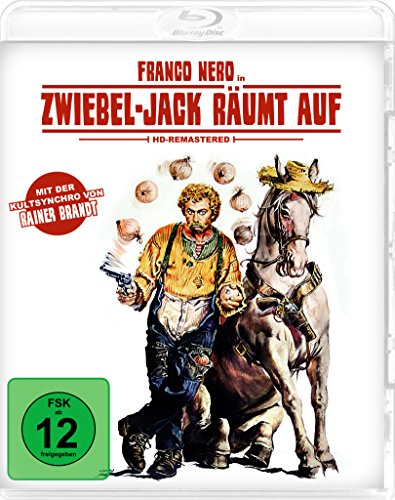 Zwiebel-Jack räumt auf - HD-Remastered [Blu-ray]