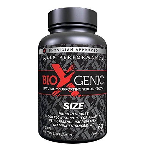 BioXGenic Size 60 tablets,,30 servings