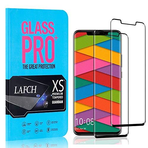 2 Stück Schutzfolie für Huawei Mate 20 Pro, LAFCH HD Displayschutzfolie Mate 20 Pro, Anti-Fingerabdrücke Gehärtetem Glas Panzerglasfoli