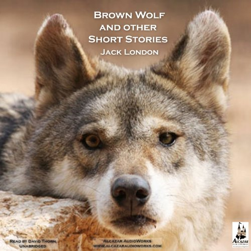 Brown Wolf and Other Stories audiobook cover art