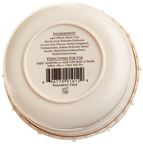 Taylor of Old Bond Street Cedarwood Shaving Cream Bowl, 150g