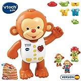 Vtech Baby–Armando The Monkey 80–129622 (Spanish)