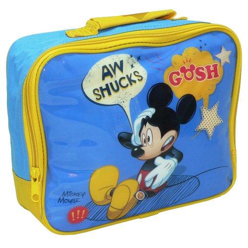 Disney Mickey Mouse école déjeuner sac