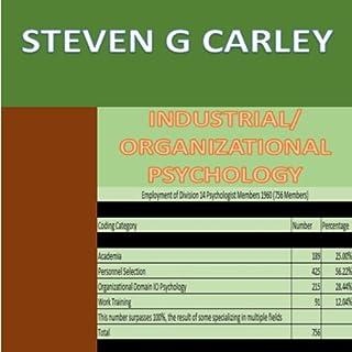 Industrial/Organizational Psychology audiobook cover art