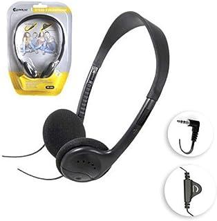 MLPR48 Basic Stereo Headphones Sansai - 9324747000545