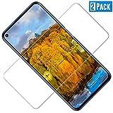 Panzerglas Bildschirmschutzfolie für Huawei Honor 20/ 20 Pro, Ultra Dünn HD Transparenz Schutzfolie Anti-Öl, Anti-Kratzer, Blasenfrei , 9H Gehärtetes Glas Bildschirmschutz für Honor 20/ 20 Pro, 2 Stück