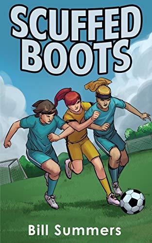Buffed Boots (Shannon Swift Soccer Series)