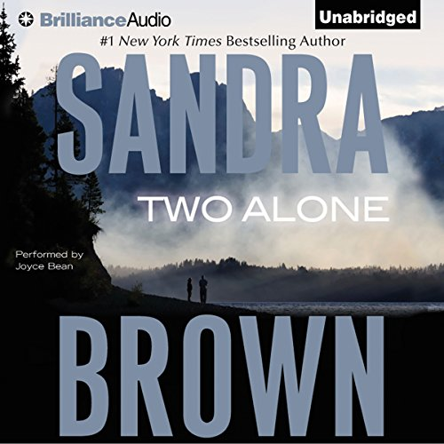 Two Alone audiobook cover art