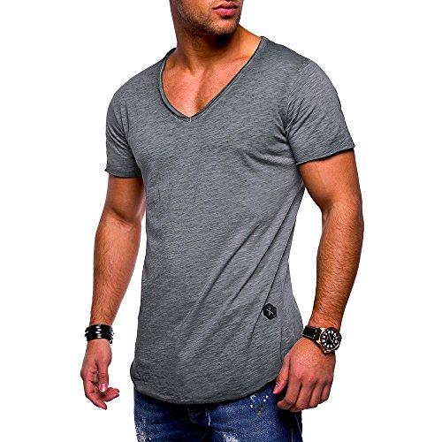 RANTA 2020 Neujahr Herren Poloshirt Polo Polohemd Kurzarmshirt Besticken Basic Shirt, T Shirts Männer Coole Print Sweatshirt Slim Fit