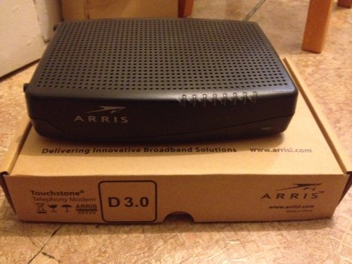Arris TM802G Telephony Modem