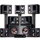 Klipsch THX Ultra2 Home Theater System Black