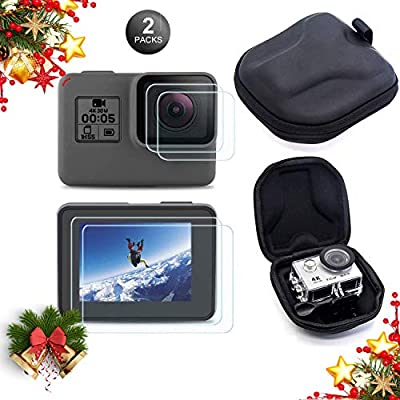 Mojosketch Action Camera Gopro Accessory Kit