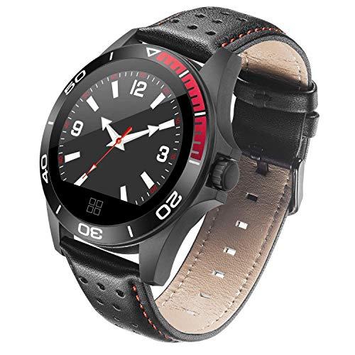 HQHOME Fitness Armband, CK21 Smartwatch Damen Herren IP67 Wasserdicht Fitness Tracker Bluetooth Aktivitätstracker Sportuhr mit Schrittzähler Pulsuhren Stoppuhr für Android IOS