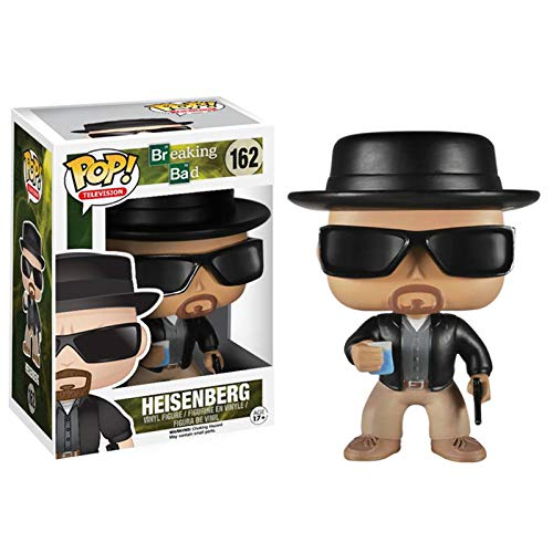 KYYT Funko TV: Breaking Bad #162 Heisenberg Pop! Chibi