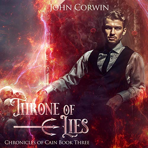 Throne of Lies Audiobook By John Corwin cover art
