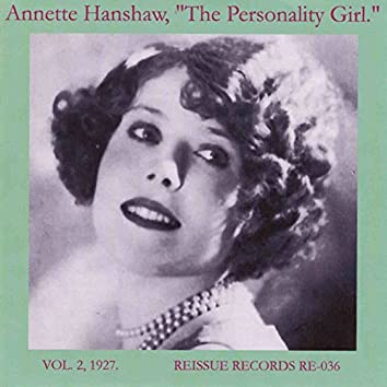 The Personality Girl, Vol. 2: 1927