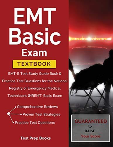 EMT Basic Exam Textbook: EMT-B Test Study...