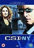 CSI: Crime Scene Investigation - New York - Complete - Season 5 [UK Import] -