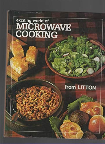 Microwave Browning and Searing with Micro-Browner Grill Cookbook from Litton
