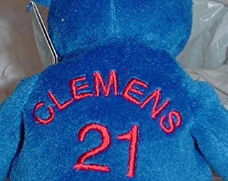 Salvino's Bam Beano's Roger Clemens Bear