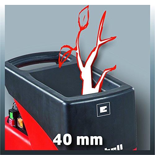 Einhell GC-RS 2540 Biotrituratore elettrico, silenzioso, 2000 Watt