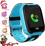 LDB Kider Smartwatch, Phone Smart watch Tracker Telefon LBS Micro Chat SOS Alarm...