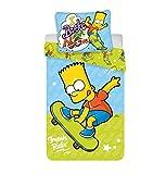 Bart Simpson Skate Brake     Bettwäsche     Bettb