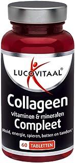 Lucovitaal Collagen Vitaminas & minerales completo - 60tb
