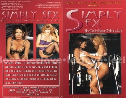 Simply Sex:How to Get Pleasure Withou [VHS]