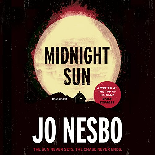 Midnight Sun audiobook cover art