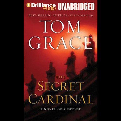 The Secret Cardinal audiobook cover art