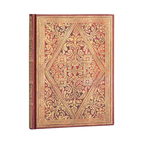 Paperblanks Cuadernos de Tapa Dura Senda Dorada   Rayado   Ultra (180 × 230 mm)