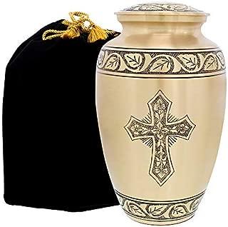 Best metal box urn Reviews