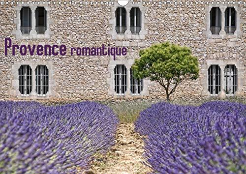 Provence romantique (Wandkalender 2021 DIN A3 quer)