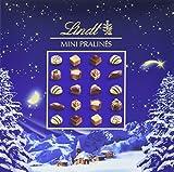 Lindt & Sprüngli Weihnachts-Zauber Mini Pralinés, 2er Pack (2 x 100 g)