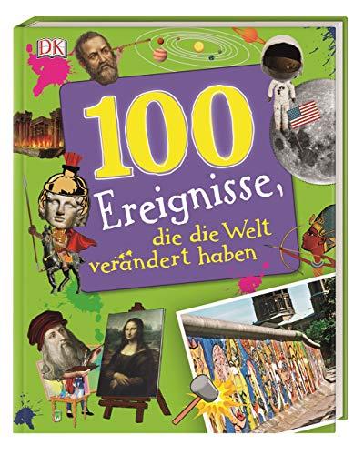 100 Ereignisse, die die Welt verändert haben: Große Momente, die die Welt von heute beeinflussten