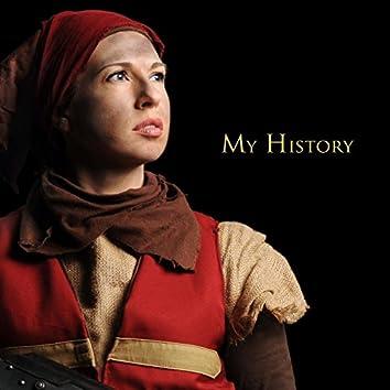 My History (feat. Ed Johnson, Tom Kealey, Jason Lewis, Valerie Rose, Andy Weller & Scott Sorkin)