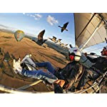 Gopro tempered glass lens + screen protectors (hero8 black) - official gopro accessory 8 protect from scratches with 2 tempered glass lens protectors and 2 tempered glass screen protectors anti-fingerprint and anti-reflective coatings preserve image quality includes a microfiber cleaning cloth