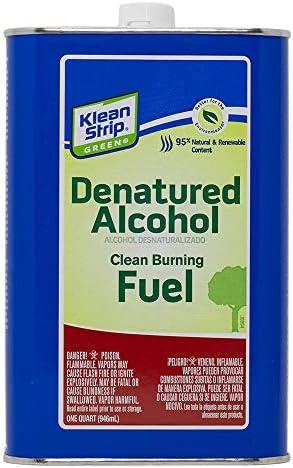 Top 10 Best alcohol stove fuel Reviews