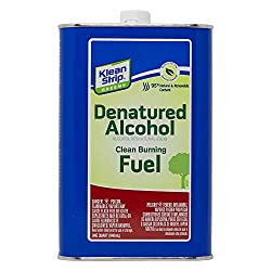 Methylated spirits (also known as denatured alcohol) NOT for drinking