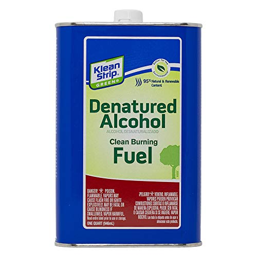 Denatured alcohol product