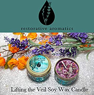 Lifting the Veil Soy Wax Candle