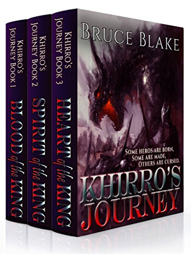 Khirro's Journey: The Complete Epic Fantasy Quest Trilogy (English Edition)