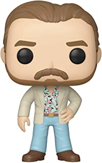 """Funko Pop! Television, Stanger Things, Hopper, 3 ¾"""", Multicolor"""