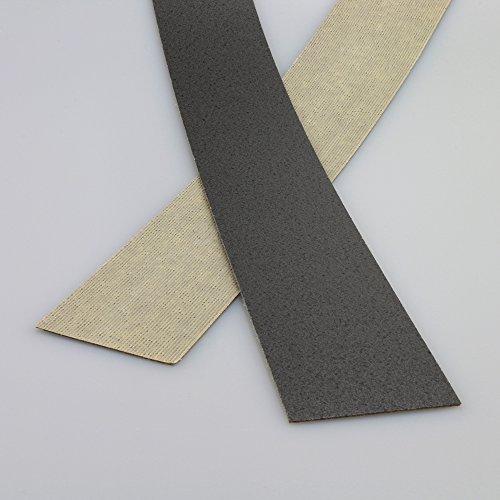 Kantenumleimer für Mehrzweckplatten Granit Dunkel 610 x 43 mm